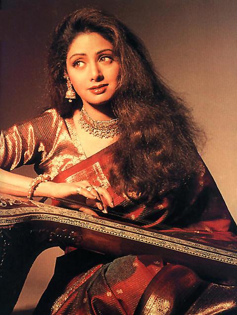 Sridevi Kapoor glamourous wallpaper