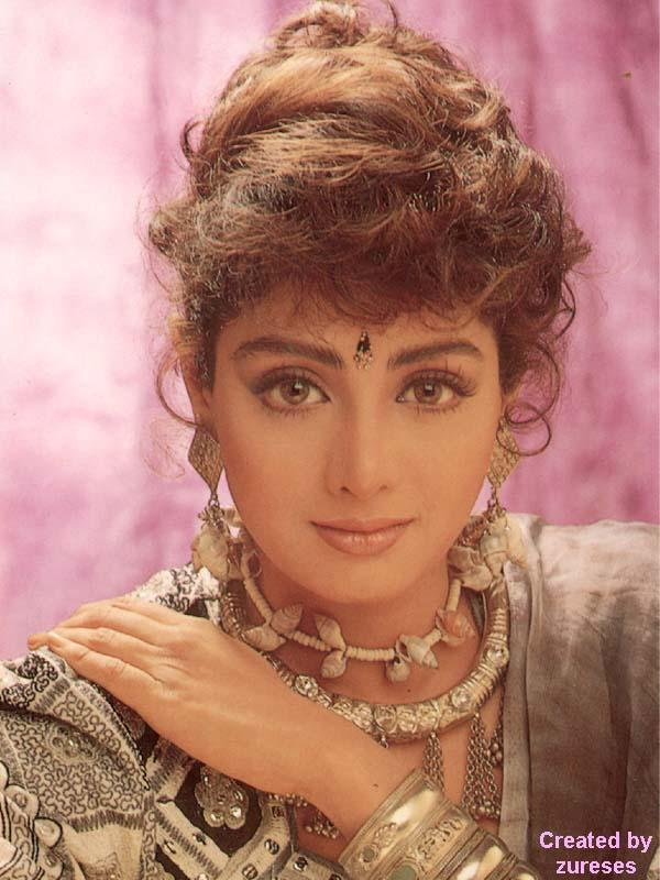 Sridevi Kapoor romantic look wallpaper