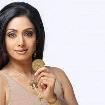 Sridevi Kapoor sexy face look wallpaper
