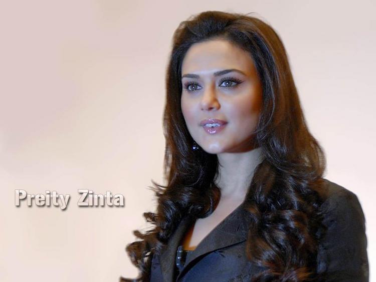 Preity Zinta gorgeous wallpaper