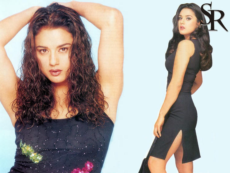 Preity Zinta latest hot wallpaper