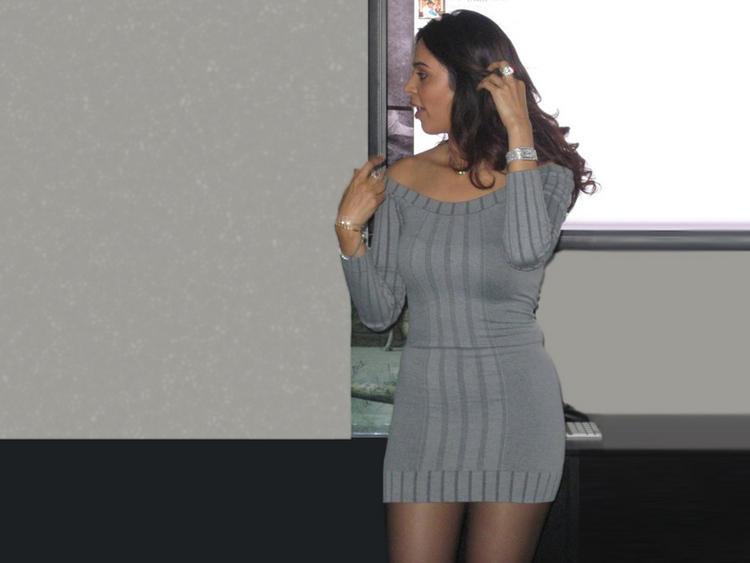 Mallika Sherawat mini dress wallpaper