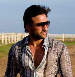 Saif Ali Khan pic in agent vinod