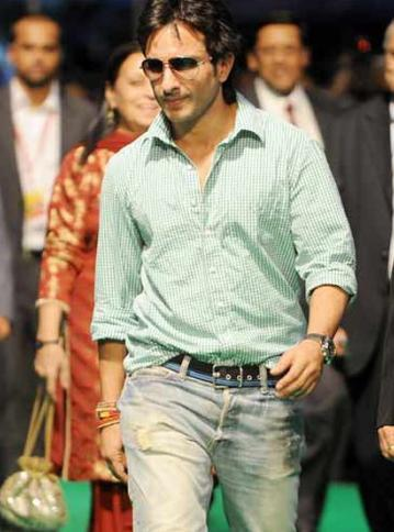 Saif Ali Khan at IIFA