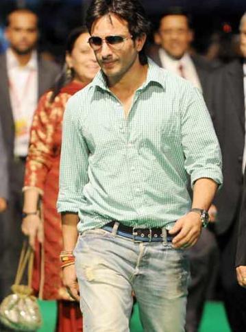 Saif Ali Khan at IIFA