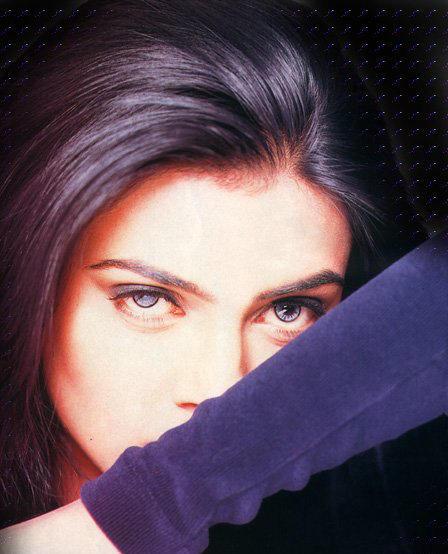 Susmita Sen Blue eyes pics
