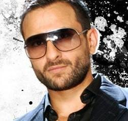 Saif Ali Khan hot look wearing goggles