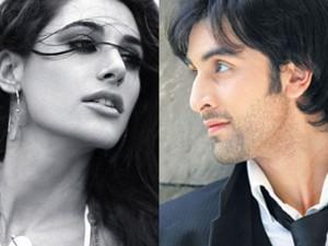 Nargis Fakhri and Ranbir hot still