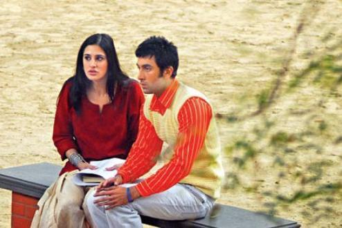 Ranbir and Nargis pics in Rockstar Movie