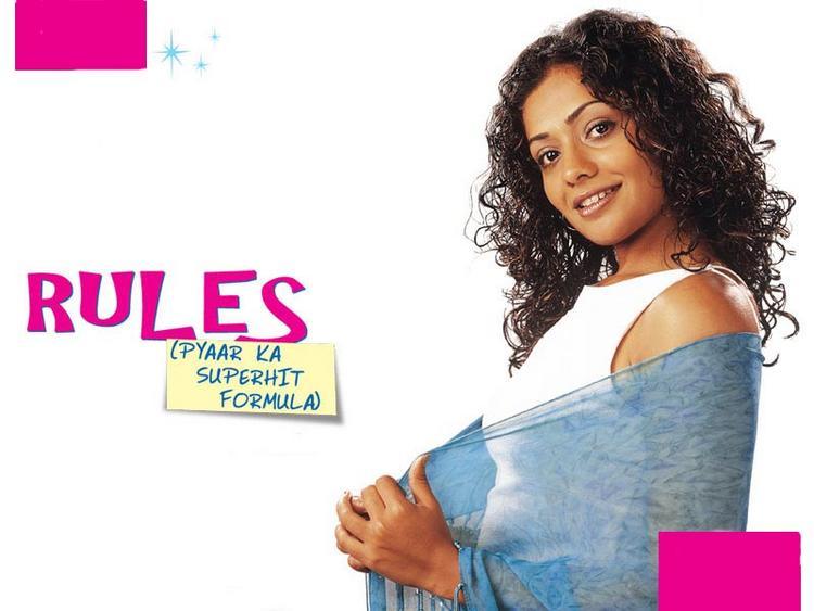 Meera Vasudevan in Rules wallpaper