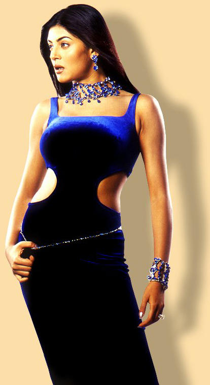 Gorgeous Look of Susmita Sen
