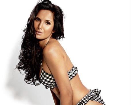 Padma Lakshmi bikini hot still