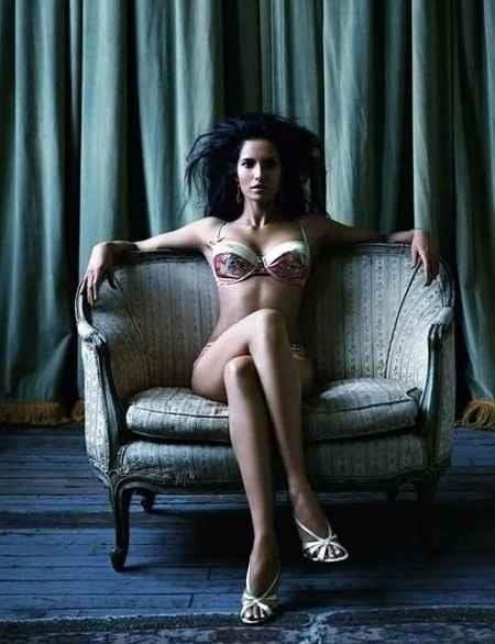 Padma lakshmi bikini hottest photo shoot