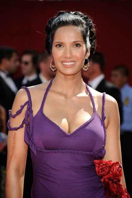 Padma lakshmi glamour photo