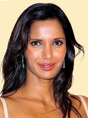 Padma Lakshmi cute pink lips pic