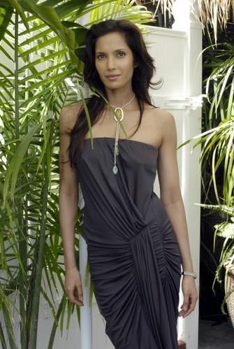 Padma lakshmi amazing dress still