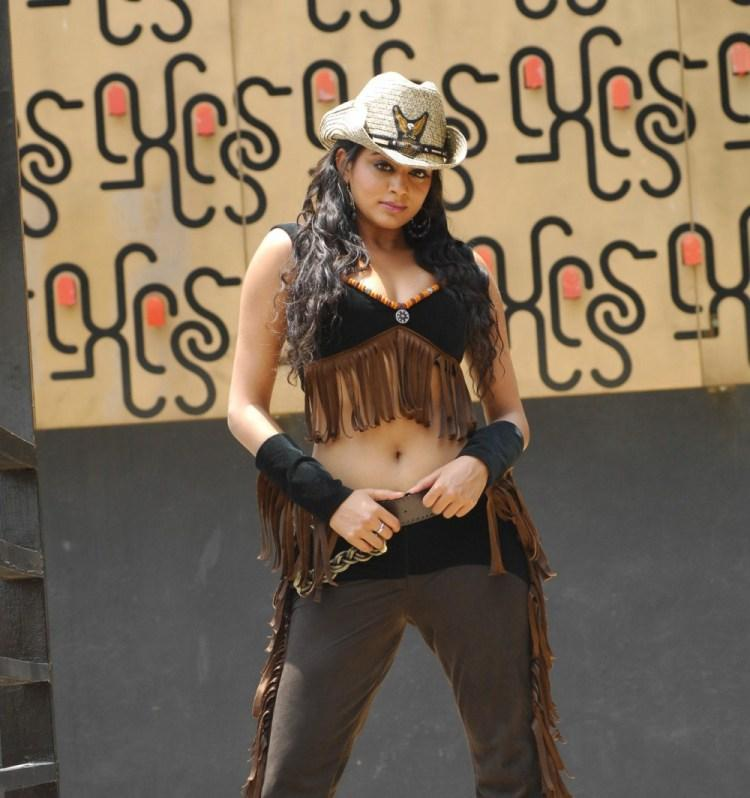 Hot priyamani latest in cowboy dress