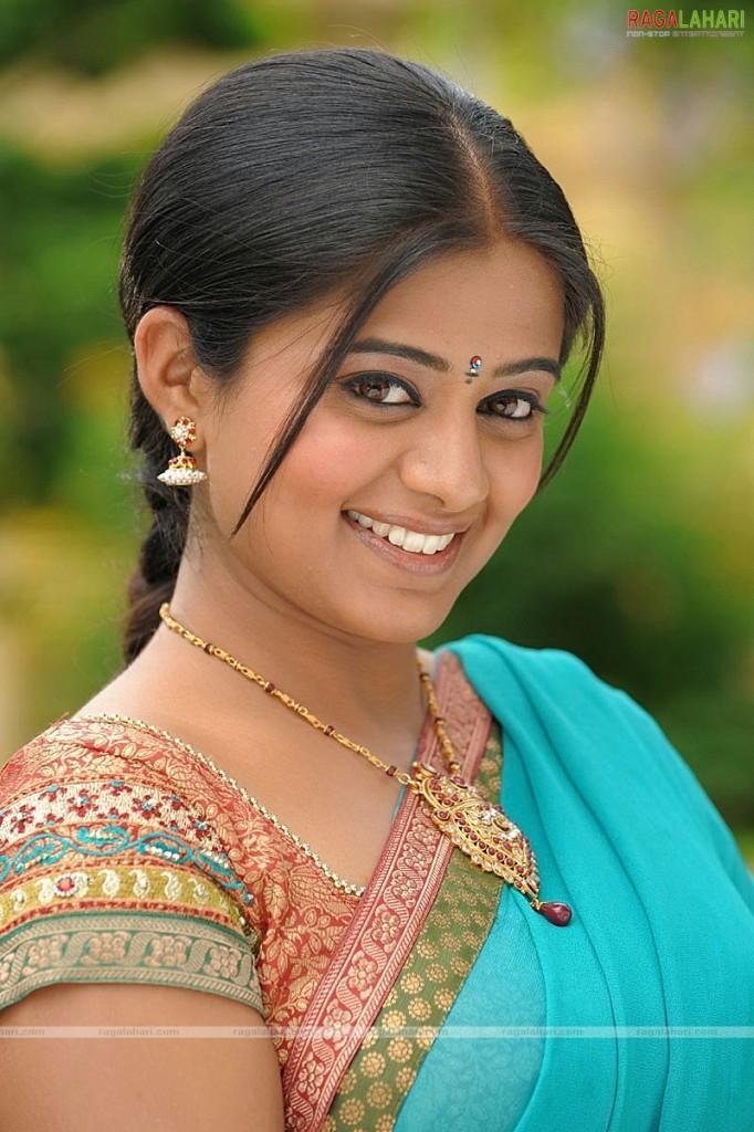 Priyamani in saree cute look