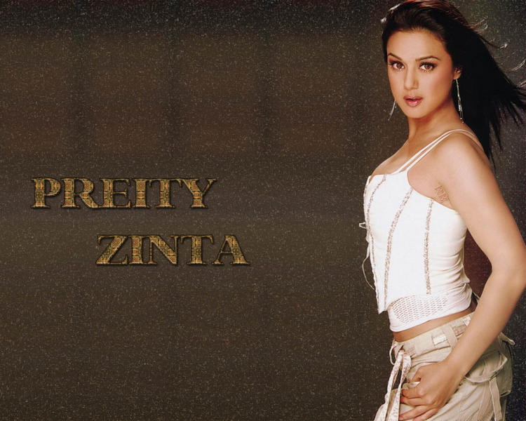 Preity Zinta hottest wallpaper