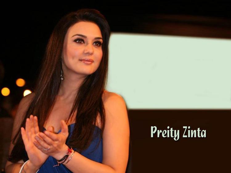 Preity Zinta Beautiful wallpaper