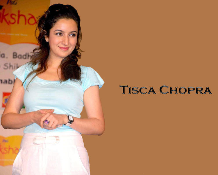 Tisca Chopra pink lips cute smile wallpaper