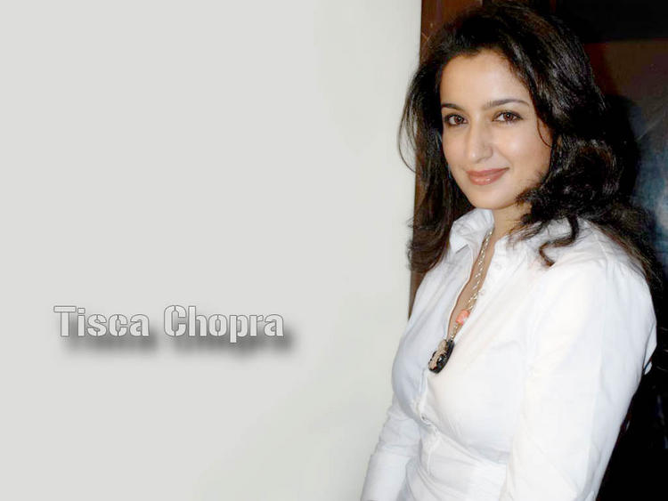 Tisca Chopra white shirt glorious wallpaper