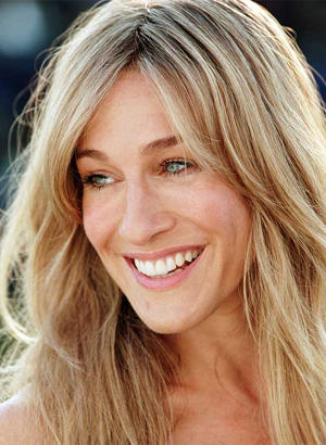 New years eve sarah jessica parker hot