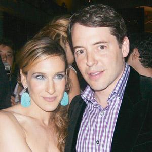 Sarah Jessica Parker and matthew broderick hot still