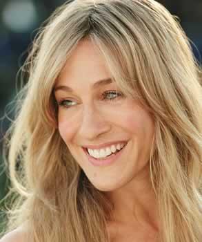 Sarah Jessica Parker beautiful smile still