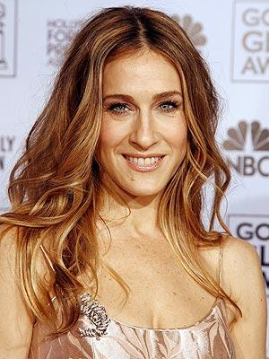 Top Earning Hollywood Actress Sarah Jessica Parker Hairstyle