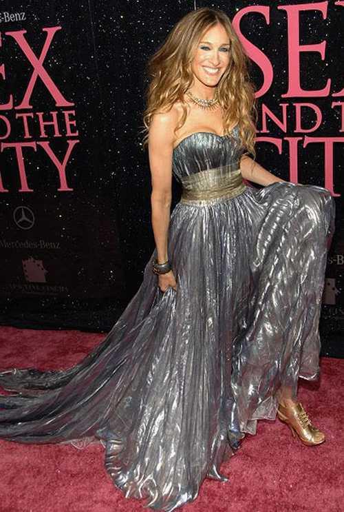 Sarah Jessica Parker amazing gown still