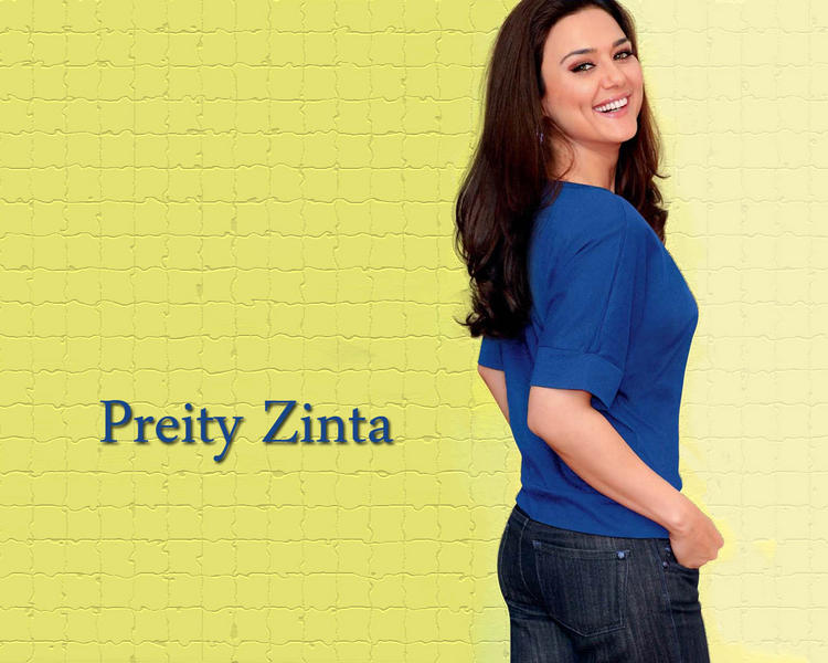 Preity Zinta beautiful smile pics