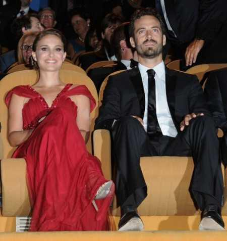 Natalie Portman and Benjamin Millepied Pregnant Celebrity Babies