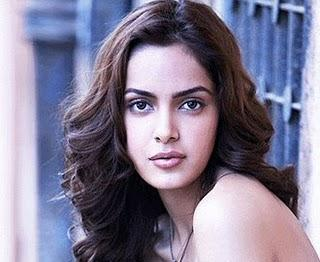 Beautiful look of Shazahn Padamsee
