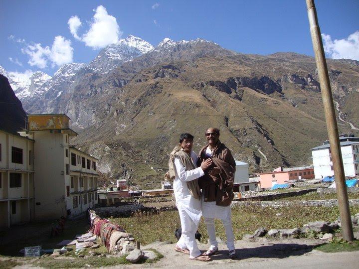 Rajinikanths Himalayan trip pictures
