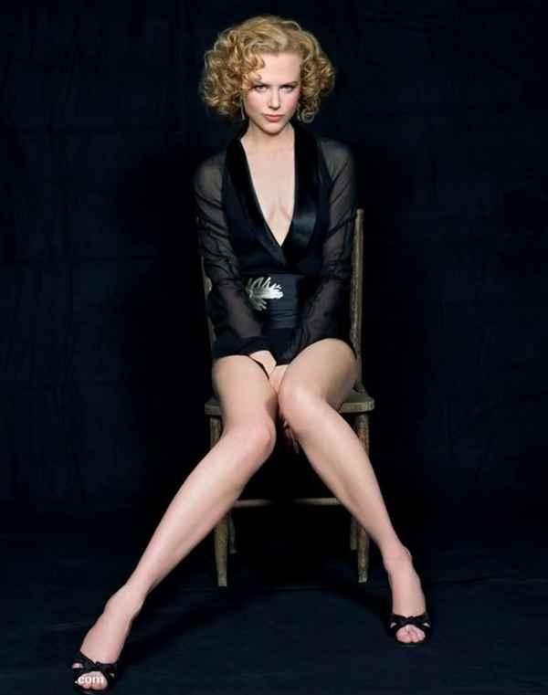 Nicole Kidman hot photo shoot