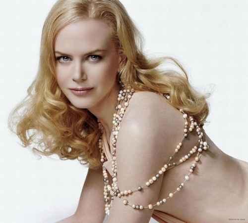 Nicole Kidman without dress pics