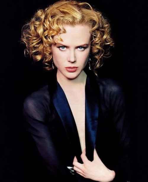 Nicole Kidman short hairstyle photo