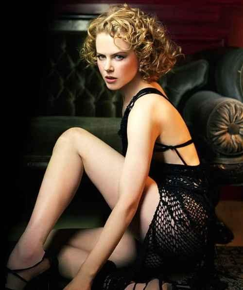 Nicole Kidman sexy and spicy photo shoot