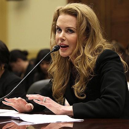 Nicole Kidman beauty still