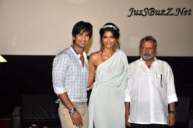 Mausam First Look Trailer Launch Photos