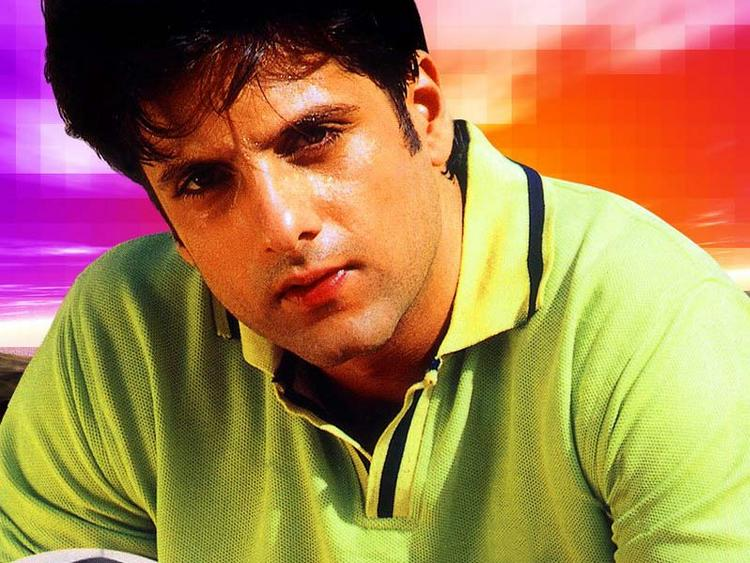 Fardeen Khan innocent look wallpaper