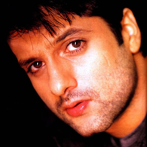 Fardeen Khan red eyes wallpaper