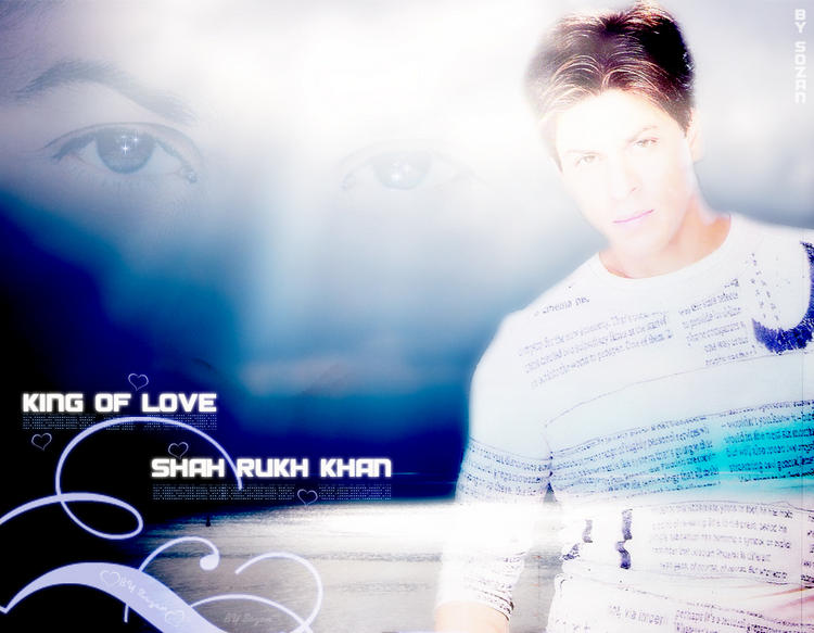 Bollywood King Shah Rukh Khan wallpaper