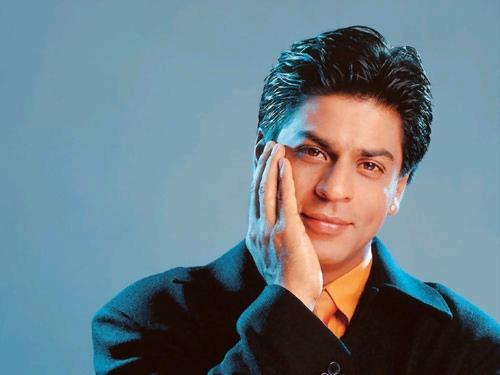 Shah Rukh Khan cute face look wallpaper