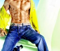 Shah Rukh Khan six pack wallpaper