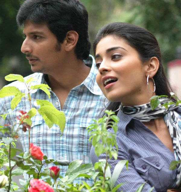 Rowthiram movie jeeva and shriya stills
