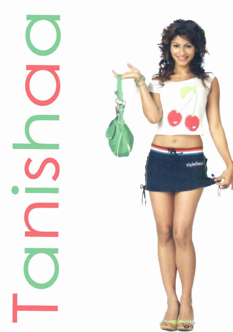 Tanisha Mukherjee wonderful still