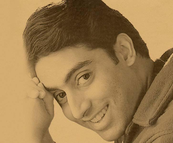 Abhishek Bachchan beautiful smile wallpaper