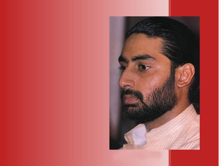 Abhishek Bachchan hairstyle wallapper
